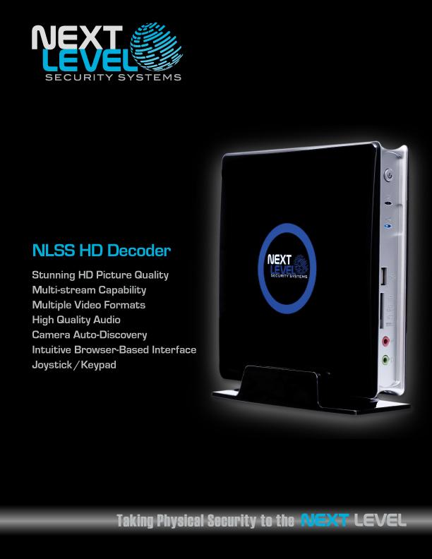 NLSS-Decoder-Brochure
