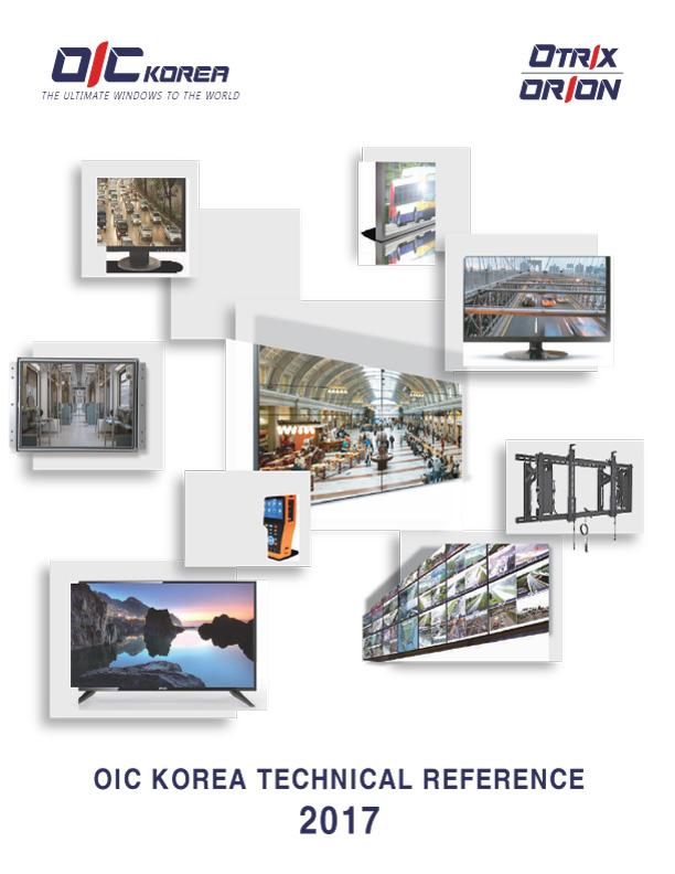OIC Monitors Catalog 2017